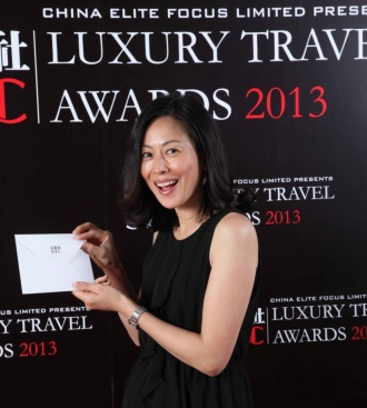 Shanghai Travelers' Club Luxury Travel Awards, 2013
