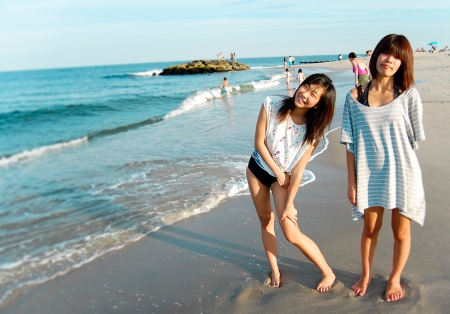 Image result for chinese tourists, beach, photos