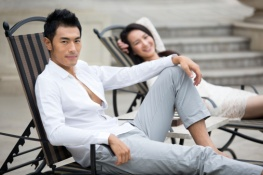 Chinee couple - China Elite Focus